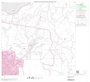Primary view of object titled '2000 Census County Subdivison Block Map: Borger CCD, Texas, Block 12'.