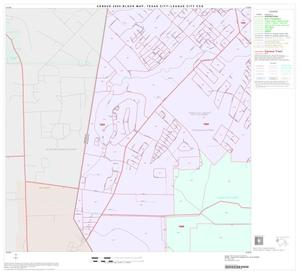 Primary view of object titled '2000 Census County Subdivison Block Map: Texas City-League City CCD, Texas, Block 5'.