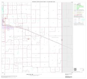 Primary view of 2000 Census County Subdivison Block Map: Plainview CCD, Texas, Block 8