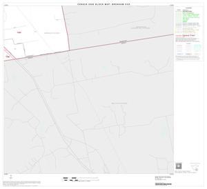 Primary view of object titled '2000 Census County Subdivison Block Map: Brenham CCD, Texas, Block 16'.