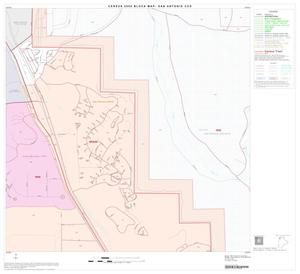 Primary view of object titled '2000 Census County Subdivison Block Map: San Antonio CCD, Texas, Block 14'.