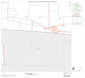 Primary view of object titled '2000 Census County Subdivison Block Map: Northwest Grayson CCD, Texas, Block 12'.