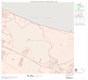 Primary view of object titled '2000 Census County Subdivison Block Map: Corpus Christi CCD, Texas, Block 20'.