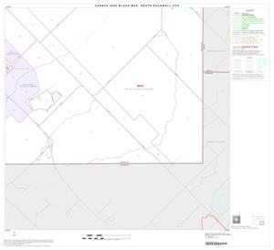 Primary view of object titled '2000 Census County Subdivison Block Map: South Rockwall CCD, Texas, Block 6'.
