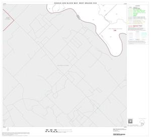 Primary view of object titled '2000 Census County Subdivison Block Map: West Brazos CCD, Texas, Block 7'.