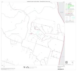 Primary view of object titled '2000 Census County Subdivison Block Map: Copperas Cove CCD, Texas, Block 5'.