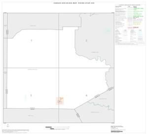 Primary view of object titled '2000 Census County Subdivison Block Map: Rising Star CCD, Texas, Index'.
