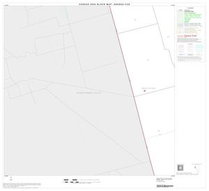 Primary view of object titled '2000 Census County Subdivison Block Map: Odessa CCD, Texas, Block 9'.
