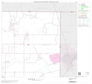 Primary view of object titled '2000 Census County Subdivison Block Map: McCaulley CCD, Texas, Block 2'.