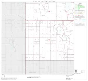 Primary view of object titled '2000 Census County Subdivison Block Map: Tahoka CCD, Texas, Block 4'.
