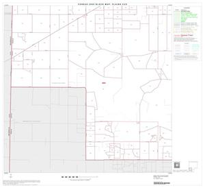 Primary view of object titled '2000 Census County Subdivison Block Map: Plains CCD, Texas, Block 7'.