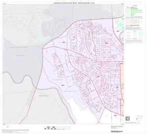 Primary view of object titled '2000 Census County Subdivison Block Map: Brazosport CCD, Texas, Block 11'.