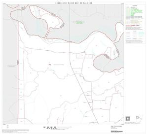 Primary view of object titled '2000 Census County Subdivison Block Map: De Kalb CCD, Texas, Block 1'.