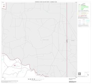 Primary view of object titled '2000 Census County Subdivison Block Map: Dumas CCD, Texas, Block 11'.