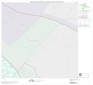 Primary view of object titled '2000 Census County Subdivison Block Map: Bryan-College Station CCD, Texas, Block 9'.