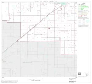 Primary view of object titled '2000 Census County Subdivison Block Map: Friona CCD, Texas, Block 5'.