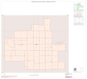 Primary view of object titled '2000 Census County Subdivison Block Map: Rising Star CCD, Texas, Inset A01'.