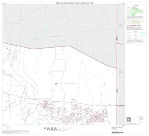 Primary view of object titled '2000 Census County Subdivison Block Map: Hawkins CCD, Texas, Block 2'.