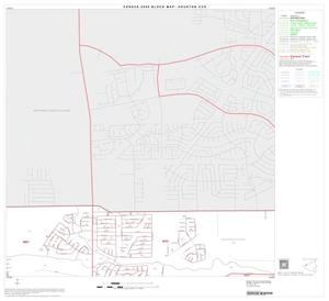 Primary view of object titled '2000 Census County Subdivison Block Map: Houston CCD, Texas, Block 31'.