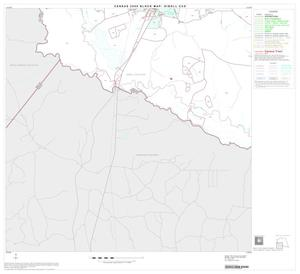 Primary view of object titled '2000 Census County Subdivison Block Map: Diboll CCD, Texas, Block 3'.