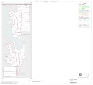 Primary view of object titled '2000 Census County Subdivison Block Map: Kountze CCD, Texas, Inset A01'.