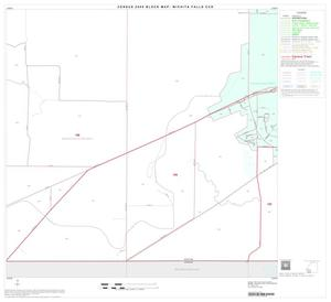 Primary view of object titled '2000 Census County Subdivison Block Map: Wichita Falls CCD, Texas, Block 15'.