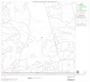 Primary view of object titled '2000 Census County Subdivison Block Map: Gail South CCD, Texas, Block 5'.