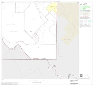 Primary view of object titled '2000 Census County Subdivison Block Map: Northeast CCD, Texas, Block 60'.