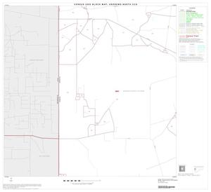 Primary view of object titled '2000 Census County Subdivison Block Map: Andrews North CCD, Texas, Block 7'.