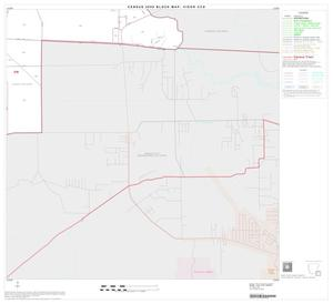 Primary view of object titled '2000 Census County Subdivison Block Map: Vidor CCD, Texas, Block 9'.