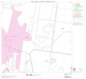 Primary view of object titled '2000 Census County Subdivison Block Map: Brownsville CCD, Texas, Block 5'.