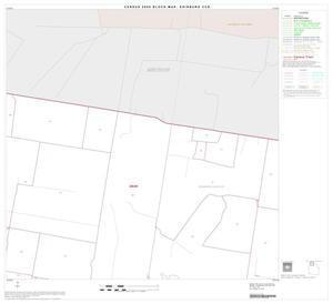 Primary view of object titled '2000 Census County Subdivison Block Map: Edinburg CCD, Texas, Block 2'.