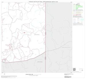 Primary view of object titled '2000 Census County Subdivison Block Map: Breckenridge North CCD, Texas, Block 8'.