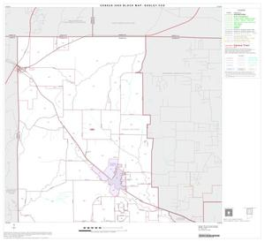 Primary view of object titled '2000 Census County Subdivison Block Map: Godley CCD, Texas, Block 1'.