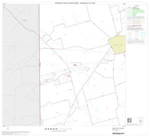 Primary view of object titled '2000 Census County Subdivison Block Map: Charlotte CCD, Texas, Block 3'.