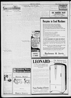The Tulia Herald (Tulia, Tex), Vol  27, No  21, Ed  1