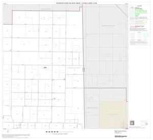 Primary view of object titled '2000 Census County Subdivison Block Map: Levelland CCD, Texas, Block 7'.