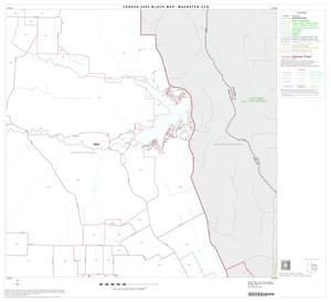 Primary view of object titled '2000 Census County Subdivison Block Map: Muenster CCD, Texas, Block 4'.