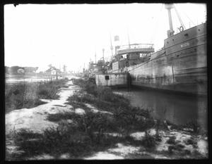 Primary view of object titled 'Neches River: Beaumont, Tx.'.