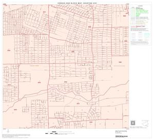 Primary view of object titled '2000 Census County Subdivison Block Map: Houston CCD, Texas, Block 103'.