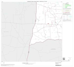 Primary view of object titled '2000 Census County Subdivison Block Map: Beckville CCD, Texas, Block 6'.