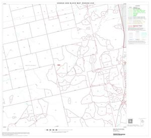 Primary view of object titled '2000 Census County Subdivison Block Map: Roscoe CCD, Texas, Block 4'.