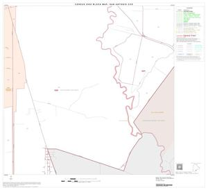 Primary view of object titled '2000 Census County Subdivison Block Map: San Antonio CCD, Texas, Block 97'.