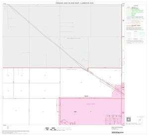 Primary view of 2000 Census County Subdivison Block Map: Lubbock CCD, Texas, Block 15