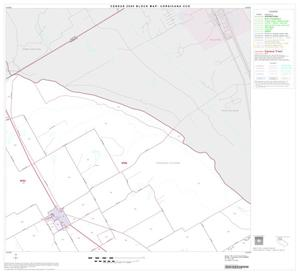 Primary view of object titled '2000 Census County Subdivison Block Map: Corsicana CCD, Texas, Block 2'.