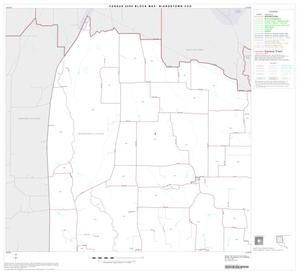 Primary view of object titled '2000 Census County Subdivison Block Map: Biardstown CCD, Texas, Block 1'.