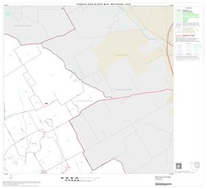 Primary view of object titled '2000 Census County Subdivison Block Map: Maypearl CCD, Texas, Block 2'.