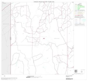 Primary view of object titled '2000 Census County Subdivison Block Map: Miami CCD, Texas, Block 4'.