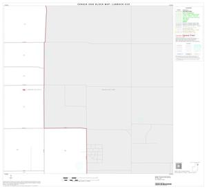 Primary view of object titled '2000 Census County Subdivison Block Map: Lubbock CCD, Texas, Block 8'.