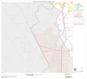 Primary view of object titled '2000 Census County Subdivison Block Map: Silsbee CCD, Texas, Block 5'.